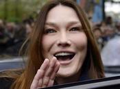 Carla Bruni prima dopo botox. vaga somiglianza chipmunk.