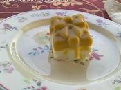 ...brivido gelato panna, crema cioccolato bianco cappuccino alla fragola...
