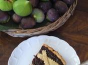 Crostata fichi cioccolato