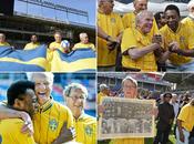Calcio, Raasunda: Pelé maglia numero Svezia