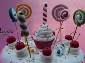 Candy cake principessa