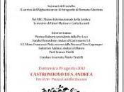 Poesia, arte, fotografia fumetti Castronuovo Sant'Andrea