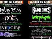 ISOLA ROCK FESTIVAL 24-25 Agosto 2012