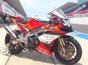Aprilia RSV4 Team OVER Moto Italiana Suzuka Hours 2012