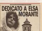sempre qualcosa ombra Elsa Morante