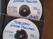 Master Novecento Guitar Preludes spedito