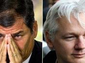 Julian Assange entrevista Rafael Correa, Presidente Ecuador