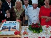 """dieci anni """"Rivista Forte"""" all'hotel Principe Forte Marmi"""