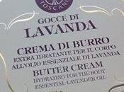 "L'Erbario Toscano Crema Burro ""Gocce Lavanda"""