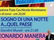 """Policoro prima edizione Notte colori"""""""