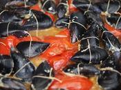Muscoli ripieni Moules farcie Stuffed mussels