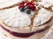 Cheesecake alla ricotta frutti bosco (Cheesecake with cheese soft fruits)