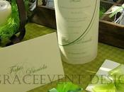 Tema Verde matrimonio Green Eco-chic!