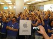 Apple balletto dell'inaugurazione