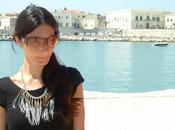 Summer Trani (south Italy) with fringe necklace