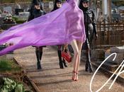 Carine Roitfeld. video fashion gif, lancio settembre