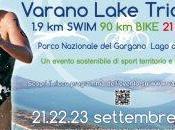 Settembre parco nazionale Garbano terrà Varano Lake Triathlon sarà @MinimoImpatto