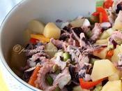 Insalata polpo (Octopus salad)