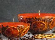 Aromatiche candele profumate
