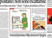 Prime pagine giornali: sabato settembre 2012