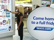 pubblicità? supermercato virtuale aeroporto