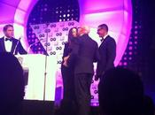 Dolce Gabbana premiati Awards 2012 Londra: Designer Year