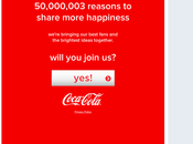 Coca Cola raggiunge milioni fans Facebook