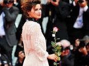 """Valentina Cervi alla premiere """"The Master"""" Venezia."""