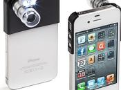 microscopio iPhone