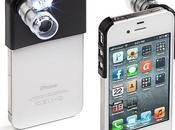 microscopio iPhone