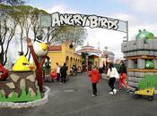 Angry Birds Land parco tema casa Rovio