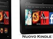Amazon presenta nuovo Kindle Fire anche Italia