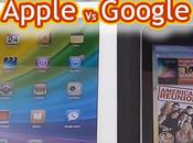 Meglio Apple iPad Google Nexus