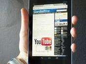 Google Nexus Tablet Unboxing Test benchmark