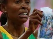 Olimpiadi Londra 2012: un'esplosione fede religiosa