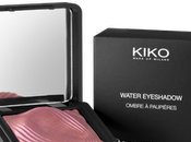 Kiko water eyeshadow