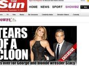 George Clooney Stacy Keibler sono lasciati?