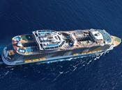 Spiagge caraibiche magia degli Emirati Arabi caldo inverno Royal Caribbean International