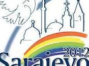 L'incontro mondiale pace organizzato dalla comunita' sant'egidio sarajevo