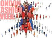 London Fashion Week 2013 Schedule
