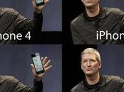 Prime parodie dell'iPhone