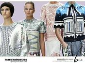 pagelle: MARY KATRANTZOU SPRING SUMMER 2013