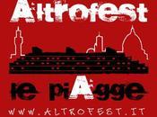 Altrofest 29/30 Settembre Piagge, Firenze