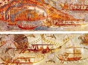 Riflessioni sulla storia popoli frequentavano Mediterraneo antico.