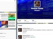 Anche Twitter arrivano copertine profili