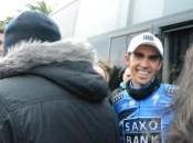 Alberto Contador sarà della Milano-Torino