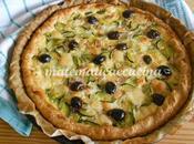Torta Salata Tonno Zucchine