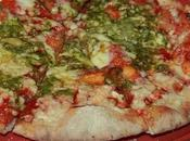 Pizza Rossa Pesto
