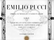 Emilio Pucci: Fashion Show Live From Milan