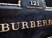 Burberry vola avanti